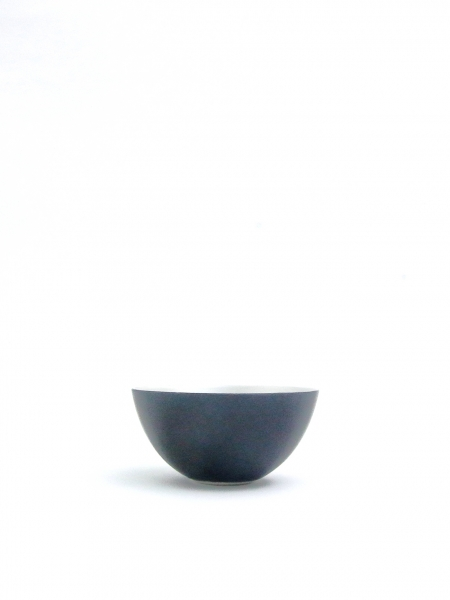 Bowl S BLACK STAR (black x sil...