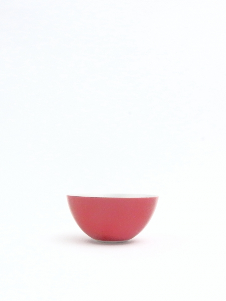 Bowl S ROSE RED (rose red x si...