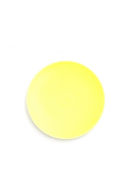 Assiette 6 Yellow